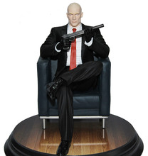Factory supply customized Hitman 47 action figures