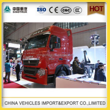 howo Diesel low driving tractor china tata truck price in india
