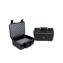 Tricases Manufactory Supply M2400 Hard Plastic Tool Case Hard Plastic Carrying Case