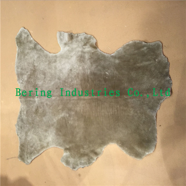 Genuine Australian natural tanned hair sheepskin for shoe lining sheep skins for garment lining