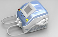 ADSS fast painless hair removal IPL SHR system