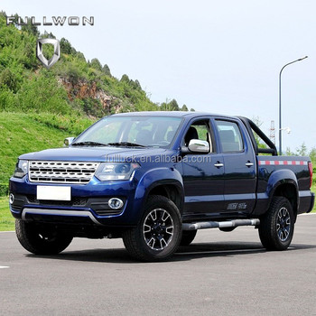 Quality-Assured Sport Double Cabin Pickup Truck 4WD with petrol engine R43