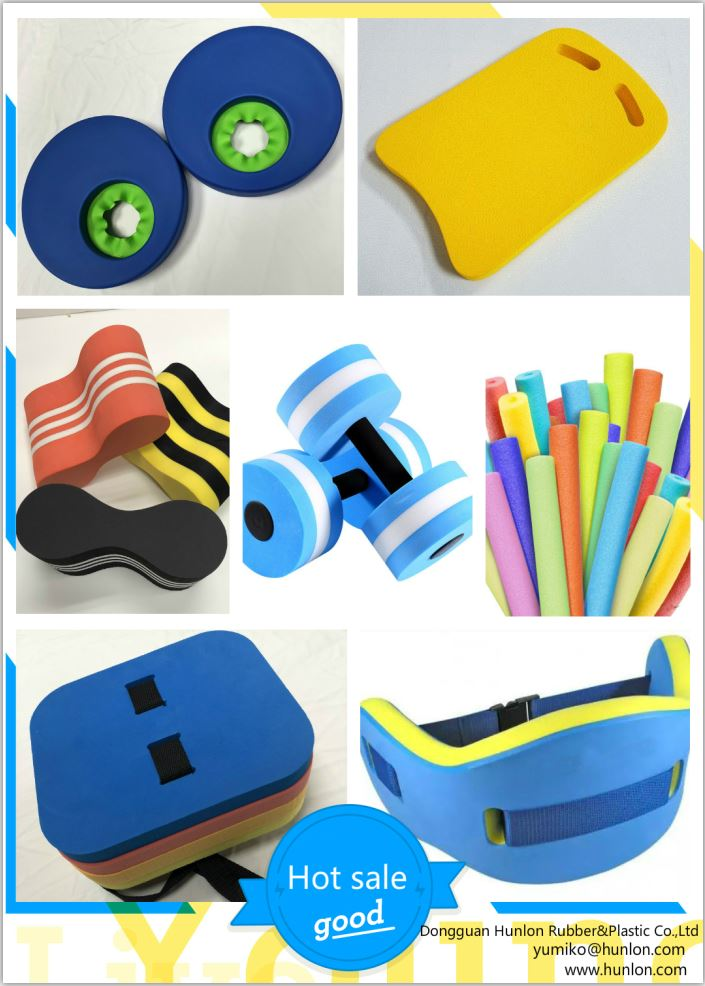 OEM high end EVA foam swimming arm bands for young size