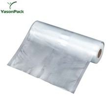 Yason hot heat sealed embossing vacuum bag on roll reusable food vacuum bag alumium vacuum fish pouch