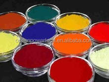 Eco friendly & organic water based colored paint / aqueous pigment paste / soluble colorant with ultimate temperature resistance