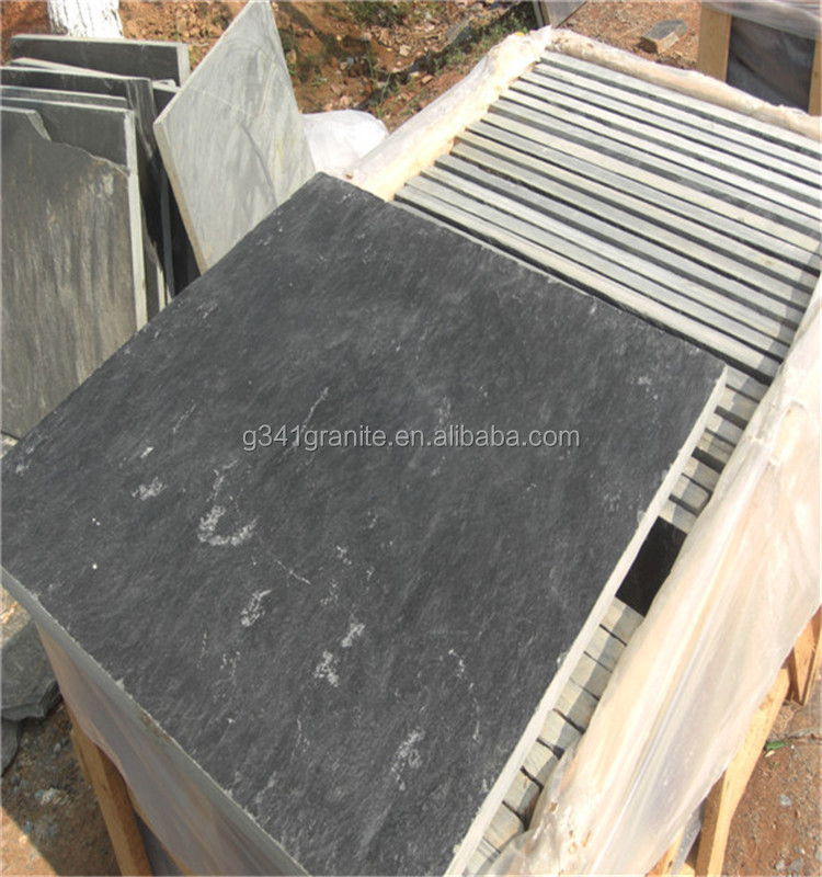 Light Grey Slate Roofing Tiles Roof Slate For Project