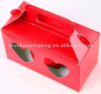 Red Wedding Favor Boxes For Packaging