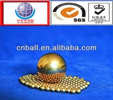 2014 professional large brass ball/copper ball