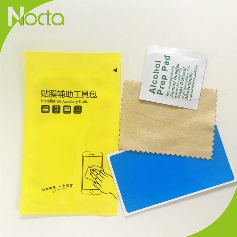 Screen Protector Clean Kit Dust Removal Sticker