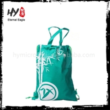 Wholesale nonwoven back pack, best brand non-woven backpack, design your own drawstring backpack