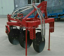 Agricultural machinery hydraulic Two way reversible disc plough for tractor