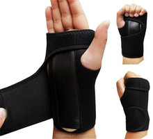 NEW 1Pcs Wrist Support Hand Brace Band Carpal Tunnel Splint Arthritis Sprains Useful Left Right Hand