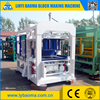 QT4-20 concrete block making machine made in China