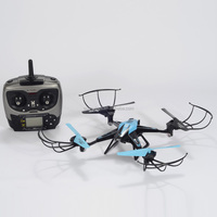 2.4G RC Quadcopter 4CH with gyro RC helicopter plane Remote Control Toys with 2MP camera