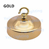 2017 New 85mm Gold Ceiling Rose