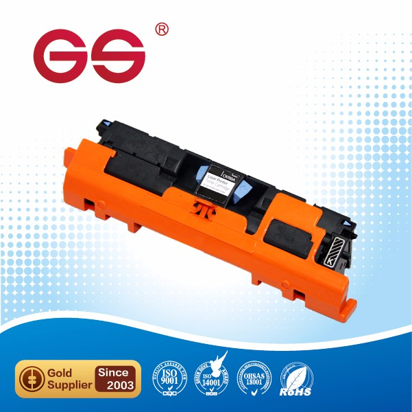 Genuine laser color toner cartridge C9700A for HP laserjet 1500/1500L/2500