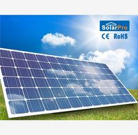 High quality 850kw solar panel system