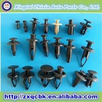 Stocked 8mm Hole Plastic Auto Rivet Fastener Plastic Push Rivets Auto Clips and Fasteners