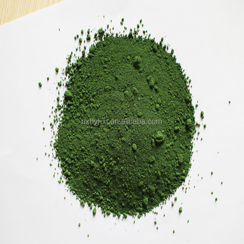 Free sample refractory chrome oxide green for coating