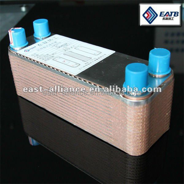 water cooled refrigerant condenser