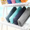 Microfiber towel sports compact towel soft and super absorbent