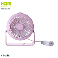 Factory Price Air Cooling Fan Mini Portable Fan Battery Operated