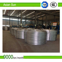 EC Grade High Purity Aluminium Wire Rod for Cable with Hot Sale Price Made in China