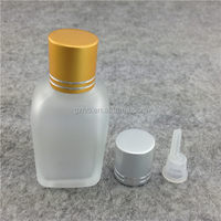 small glass bottle essential oil \essences for electric cigarettes /empty glass bottles for sale