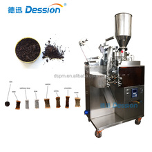 Automatic Snus Powder Packing Machine In Sachet With Filter Paper