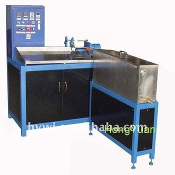 automatic plastic spiral forming machine