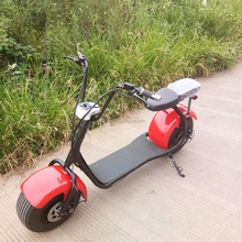 2017 Number One factory price 1000W for adult electric scooter city coco