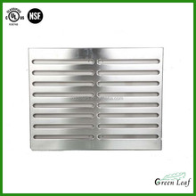 kitchen equipment industrial vent hood parts baffle grease filter