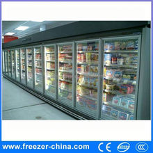 2014 new electrical components of refrigerator,supermarket refrigerator/freezer