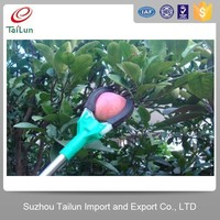 Best Price Long handle Telescoping garden tool fruit picker