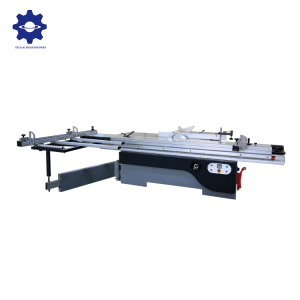 MJ6132YA horizontal slide table panel saw for musical instruments
