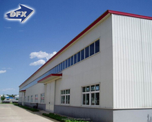 Metal Frame Steel Structure Plant Warehouse And Workshop
