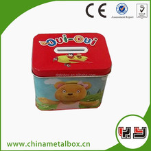 childrren coin tins for best gift