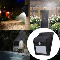 Amazon Hot Selling Photovoltaic Cell Solar Panels Lighting Outdoor Lights Lamp