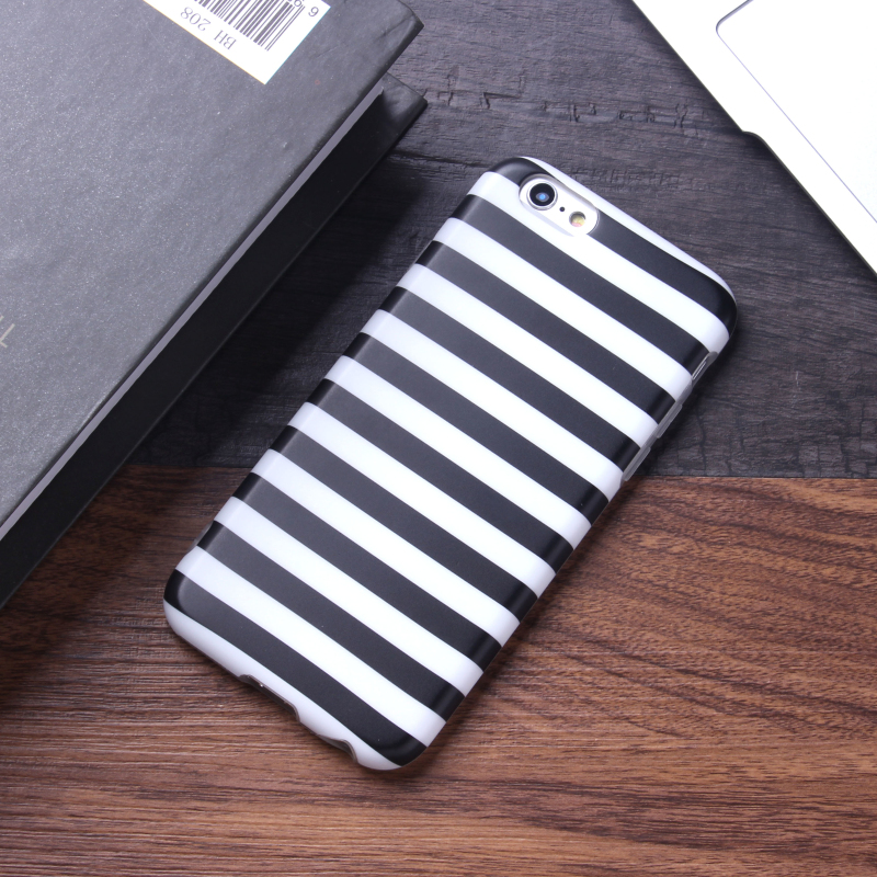 New navy style cell phone protector OEM fashion mobile case phone accessory for iPhone cases 2017