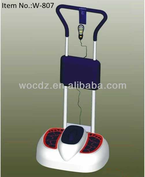 Infrared High Frequency Blood Circulation Machine/Multi Speed Vibrator Body Massager
