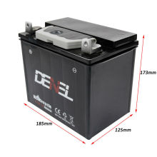 three wheel motorcycle battery/motorcycle batetry 12v 18ah
