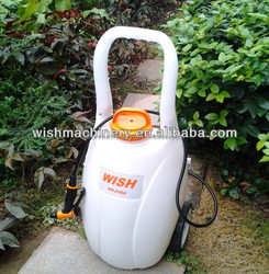 25l speed controller electric sprayer with handle