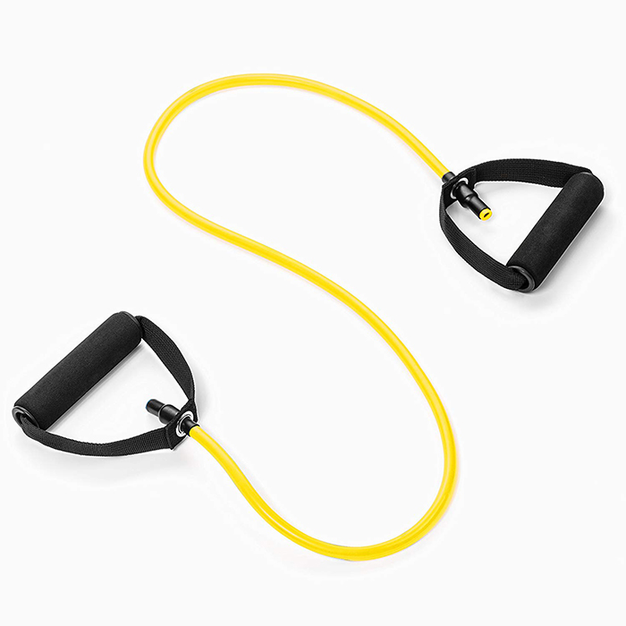 Single Resistance Band perfect work out equipment for body <strong>fitness</strong>