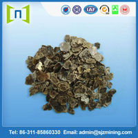 insulation silver raw vermiculite