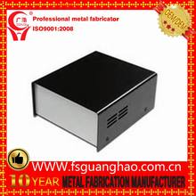 New custom design high quality powder coated buses metal welding box sheet metal fabrication