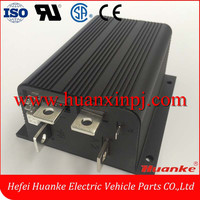 Electric Vehicle Curtis DC Motor Speed Electronic Controller