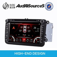 gps box for VW/Skoda car support IPAS/OPS/Parking video fuction