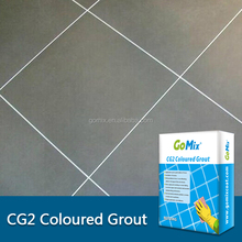 Cement Based Coloured Tile Grout and Adhesive