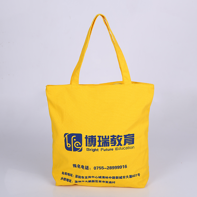 Best price 100% white canvas expandable file organic cotton tote bags with logos