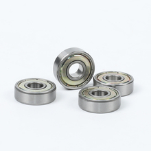 Including high speed friction plastic ball bearings